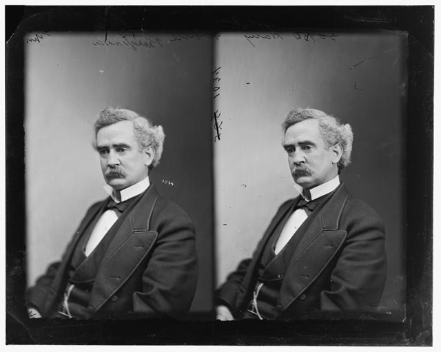 White, Hon. Harry of Pa. Maj in 67th Pa. Vol. Inf. Brig Gen March 2, 1865