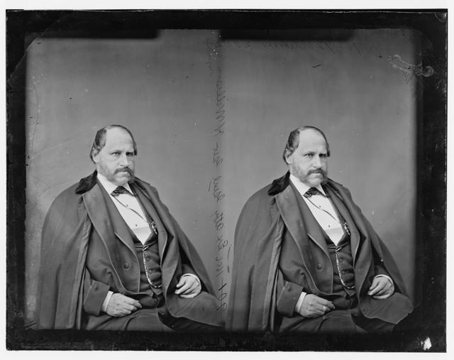 Williams, Hon. George Henry of Oregon (Attny-General Grant Admn.)