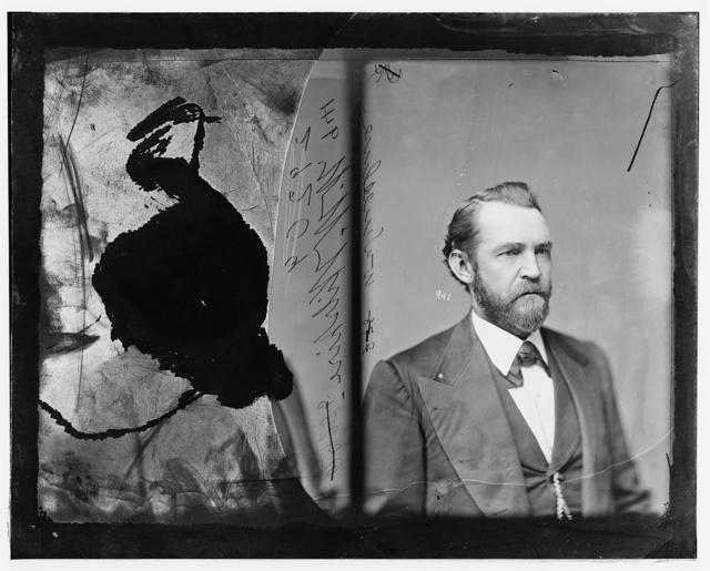 Wilshire, Hon. Wm Wallace of Arkansas. Major in 126th Ill. Vol. Inf. (July 16, 1862 - July 16, 1864)