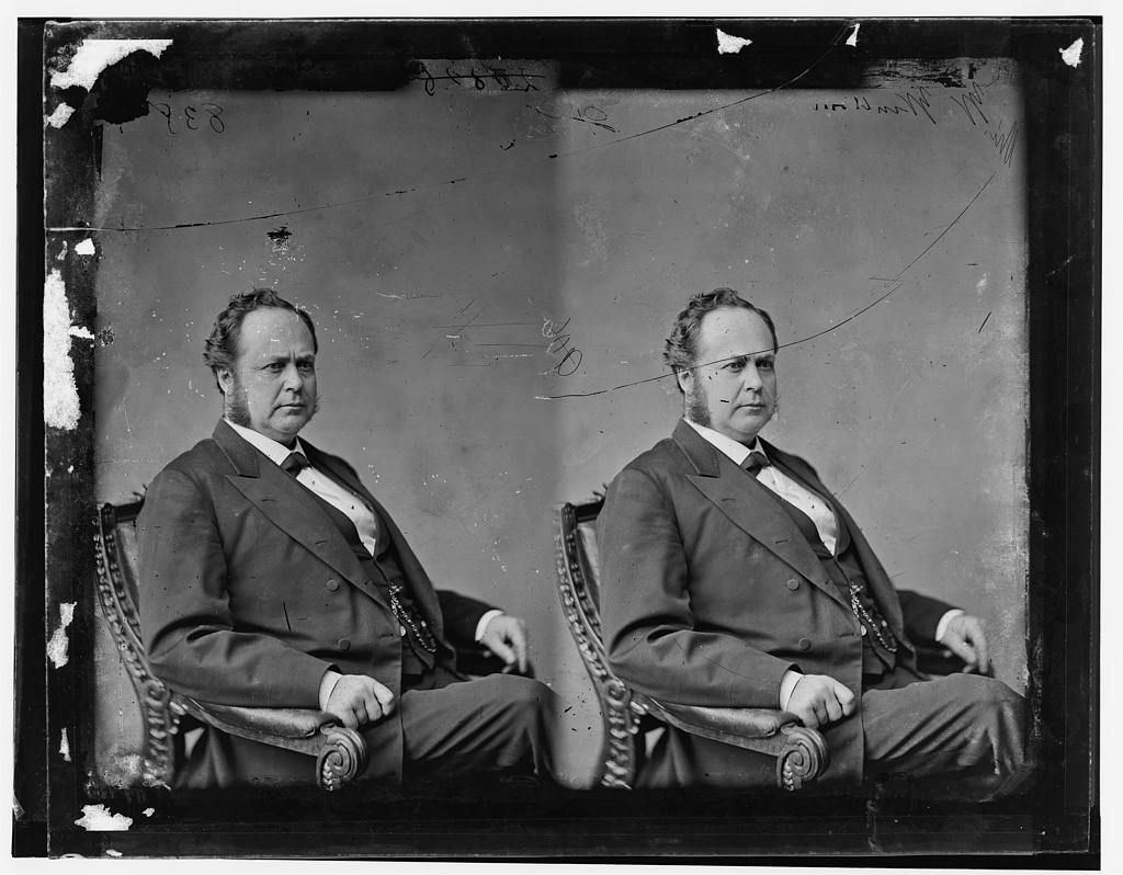 Windom, Hon. William, Sen of Minnesota (Secty of the Treasury in Garfield Adm)