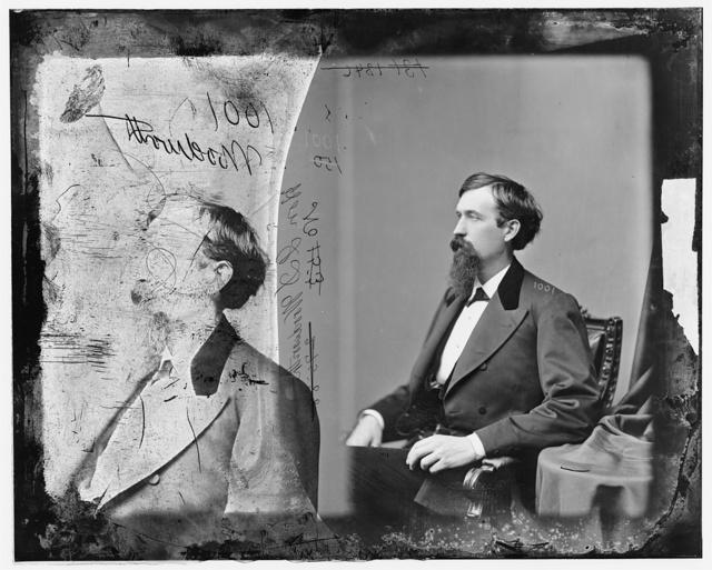 Woodworth, Hon. Laurin Dewey of Ohio. Maj. In 104th Ohio Vol Inf. July 1862 - Dec 1862