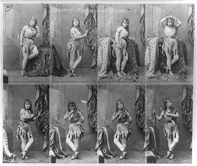 [Adah Isaacs (Adah Bertha Menken), full-length portrait, standing, dressed as huntress]