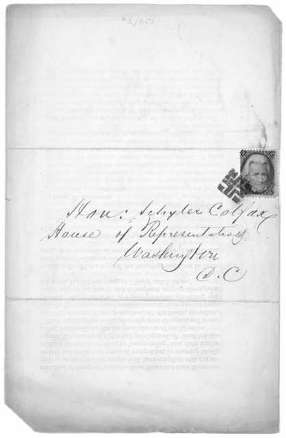 At a meeting of the Union League of the 19th ward of the City of New York, held February 28, 1866, it was resolved, that the Union League of the 19th ward of the city of New York view with deep regret the action of New York of the President of t