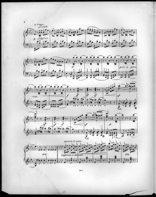Die Jagd, op. 121, no. 20
