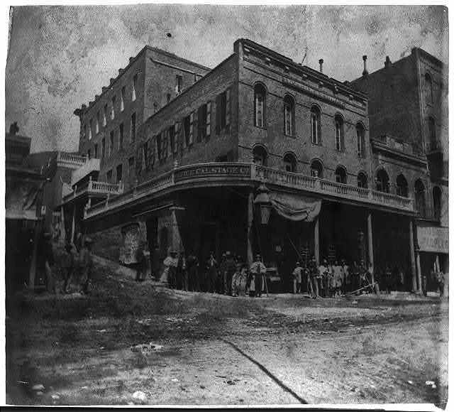 International Hotel, C Street, Virginia City