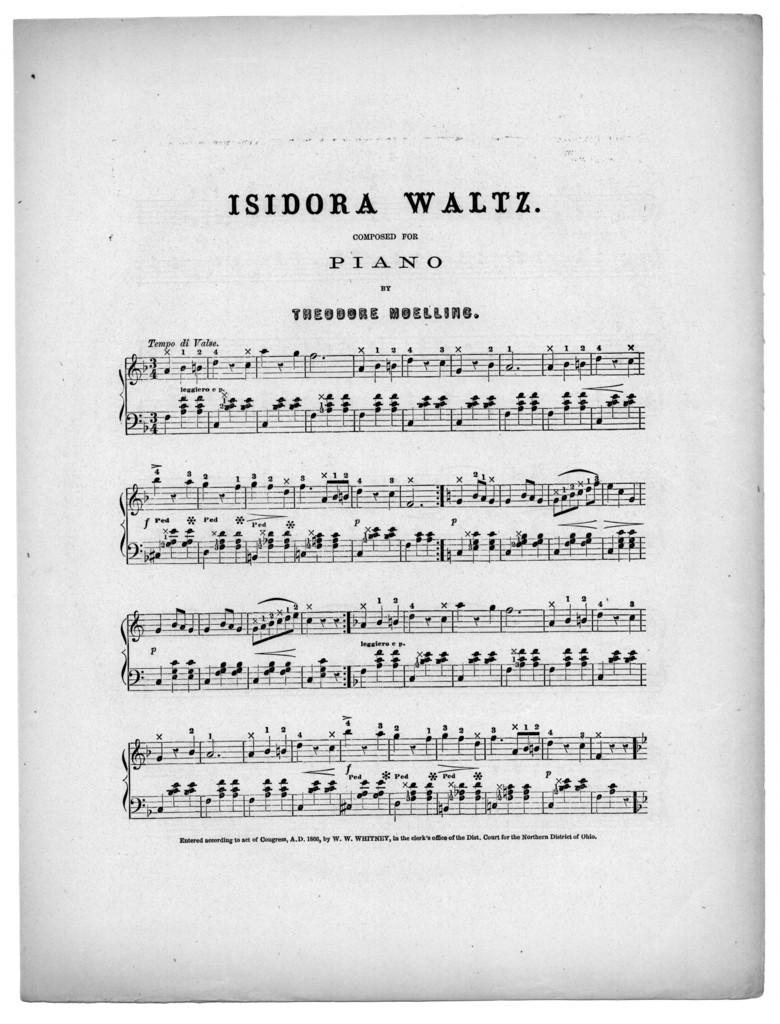 Isidora waltz