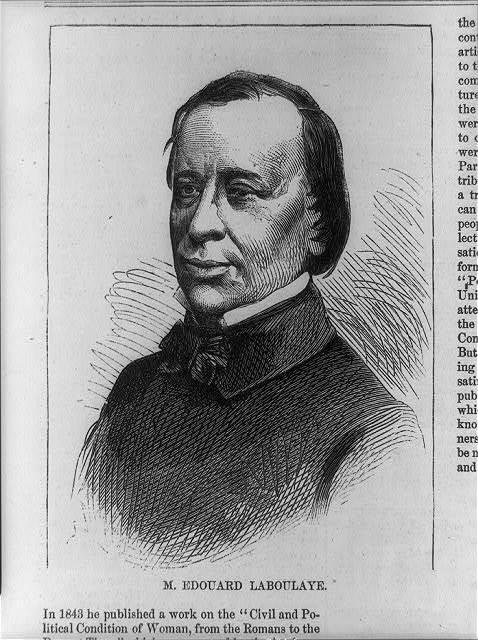 M. Edouard Laboulaye