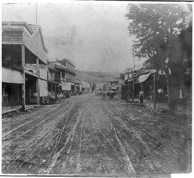 Main Street, Placerville, El Dorado County