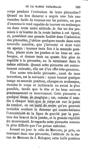 Nouveau manuel complet de la danse ou, Traité théorique et pratique de cet art depuis les temps les plus reculés jusqu'à nos jours