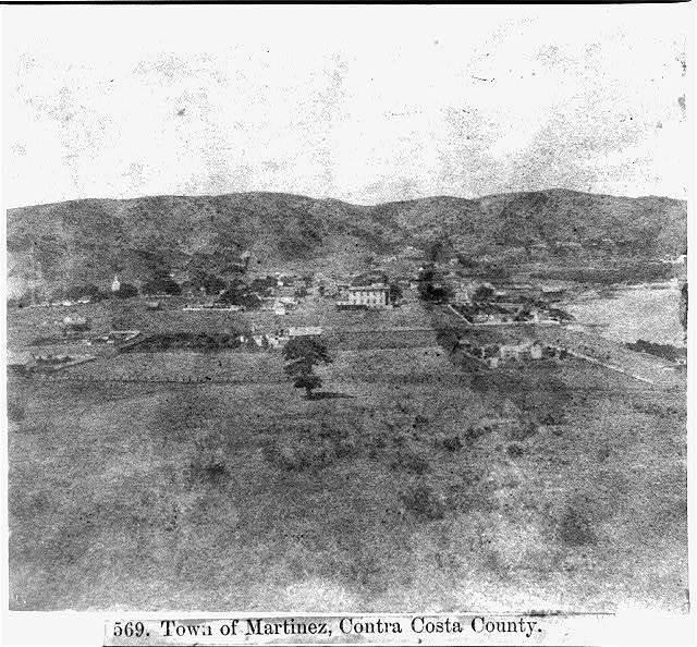 Town of Martinez, Contra Costa County