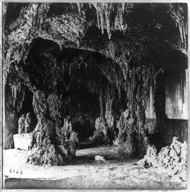 Exposition Universelle De Paris, 1867. Grotto. Horticultural Gardens