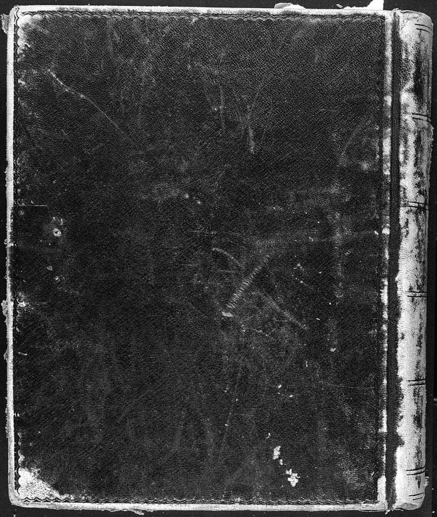 Journal by Alexander Graham Bell and Melville James Bell, from 1867 to August 26, 1875