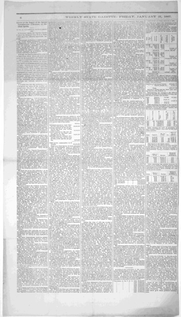 Review of the report of the special commissioner of revenue, on distilled spirits By Wm. H. Van Nortwick, revenue inspector. [n. p.] Jan 31, 1867.