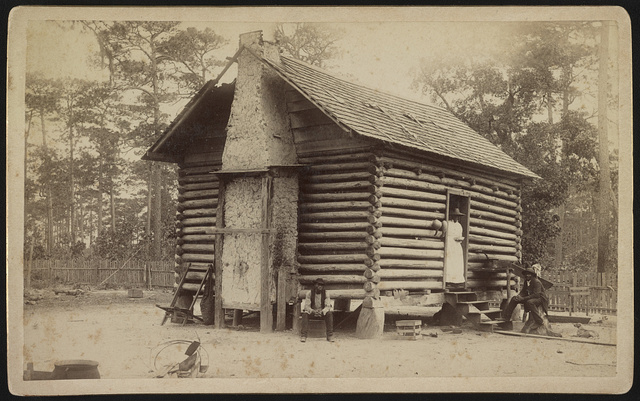 Savannah, Ga., early Negro life