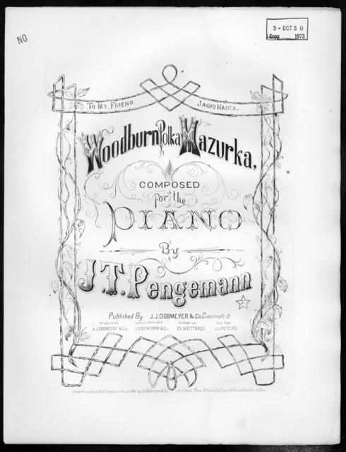 Woodburn polka mazurka
