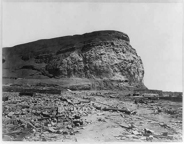 Arica after the earthquake. No. 5
