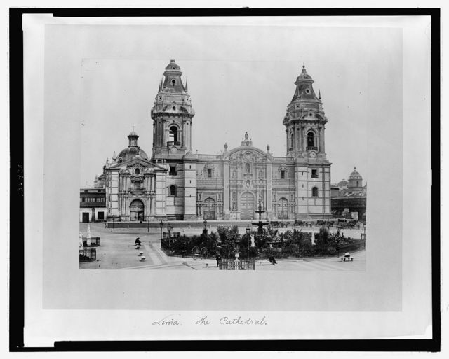 Lima. The Cathedral