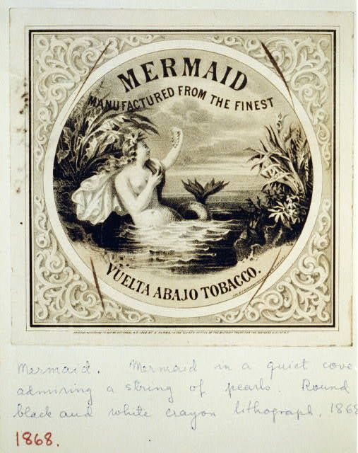 Mermaid, manufactured from the finest Vuelta Abajo tobacco