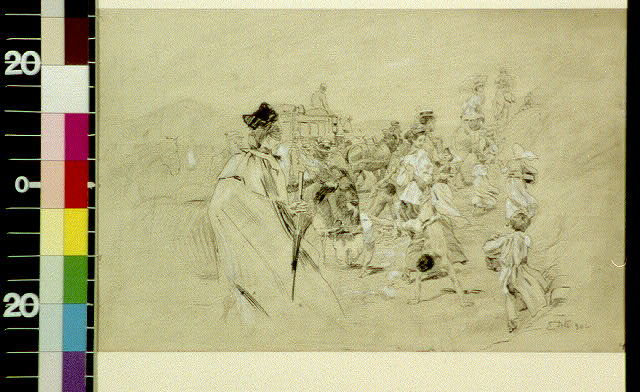 Pippa : competition of the soldiers
