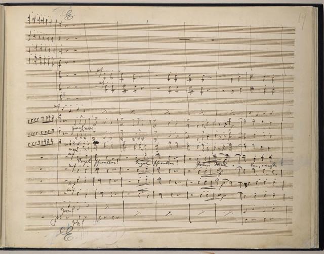 Rinaldo v. Göthe [Rinaldo, op. 50, Cantata for Tenor solo, Men's Chorus, and Orchestra, 1868]