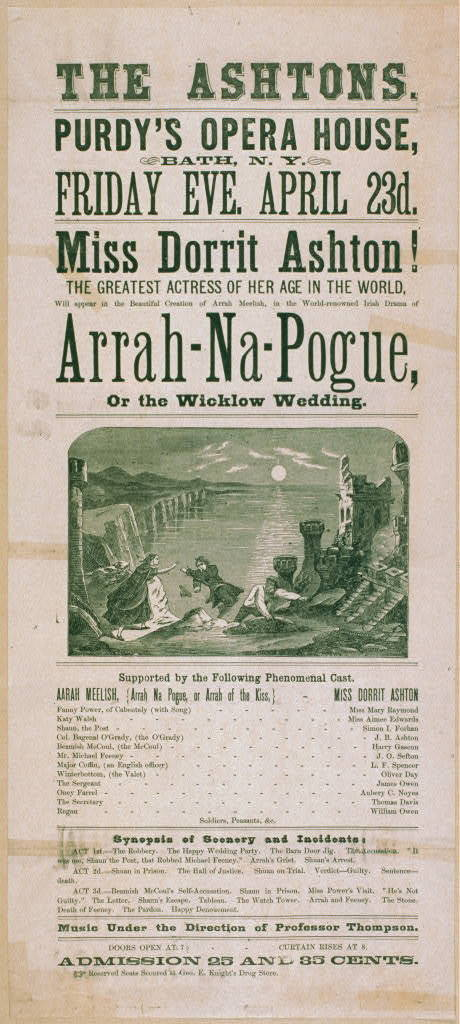 Arrah-Na-Pogue, or The Wicklow wedding