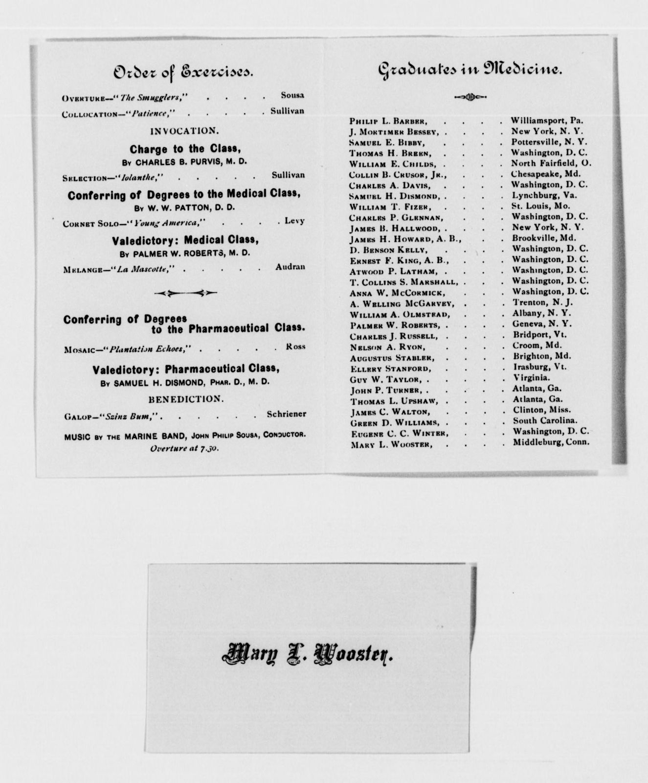clara barton papers miscellany 1856 1957 cards and invitations