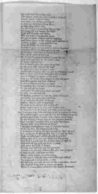 Continuation of prophetic voice ... Rev. Theodore Schnitzler. Depere, Brown Co., Wis. December 1869.