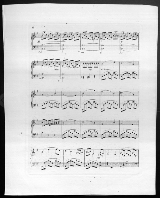 Sunshine and shower, op. 100