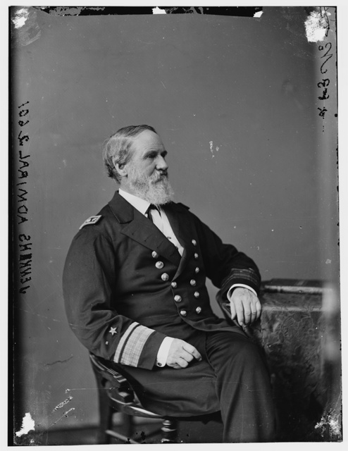 Admiral Jenkins, U.S.N.