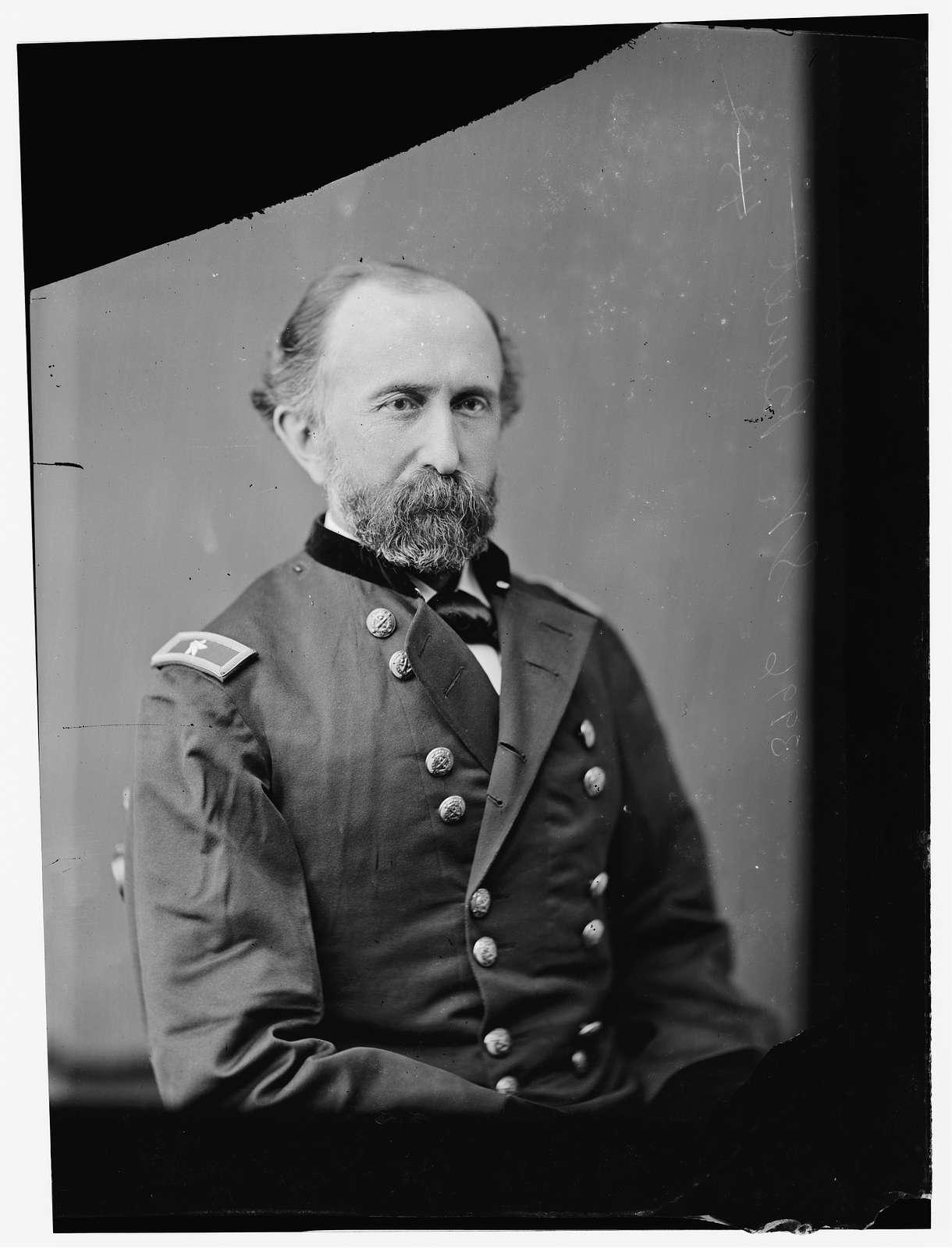 Benet, General S.V. U.S.A