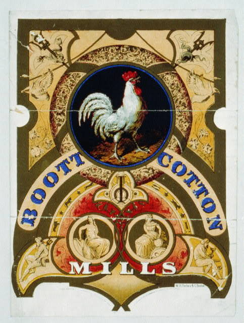 Booth Cotton Mills