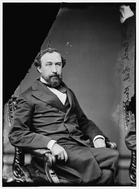 Booth, Hon. Newton of Cal
