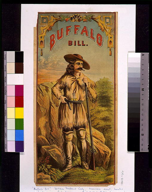 Buffalo Bill / Monsch, Bros., Cin., O.