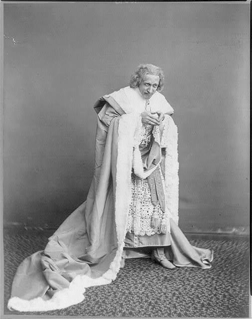 [Edwin Booth as Richelieu, Act 5, Scene 2]