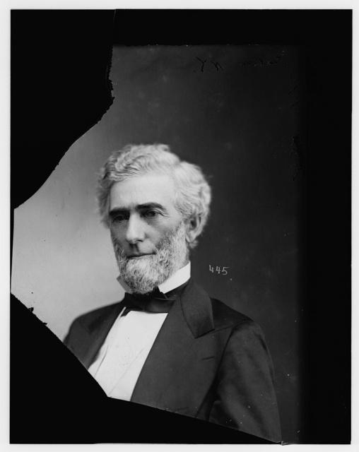 Fenton, Hon. Reuben E. of N.Y.
