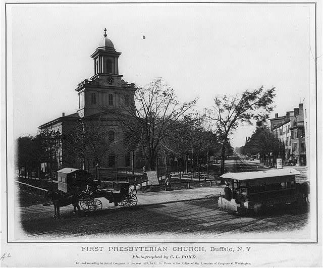 First Presbyterian Church, Buffalo, N.Y.