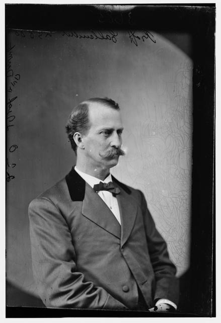 Gallaudet, Proff. Edward M. Established in Wash. D.C., 1857, an institute for the deaf