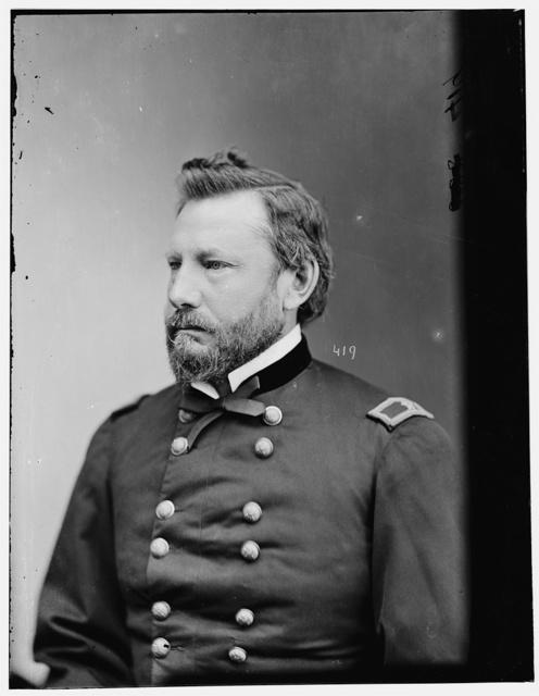 Gen. A.J. Meyer, U.S.A. Chief Signal Officer