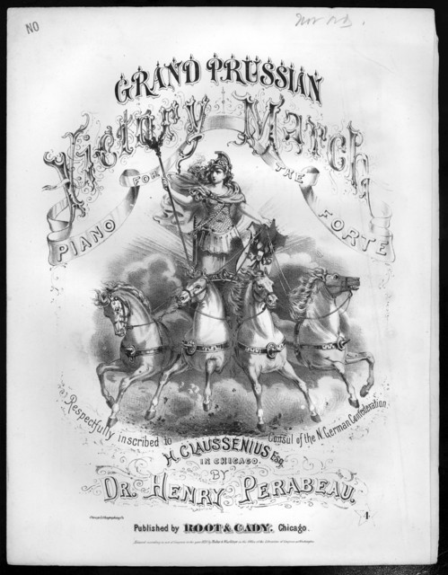 Grand Prussian victory march