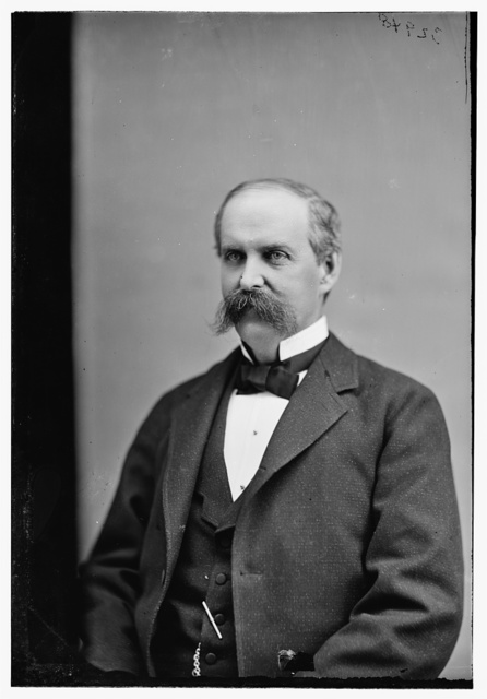 Hill, Hon. Nathaniel Peter of Colorado