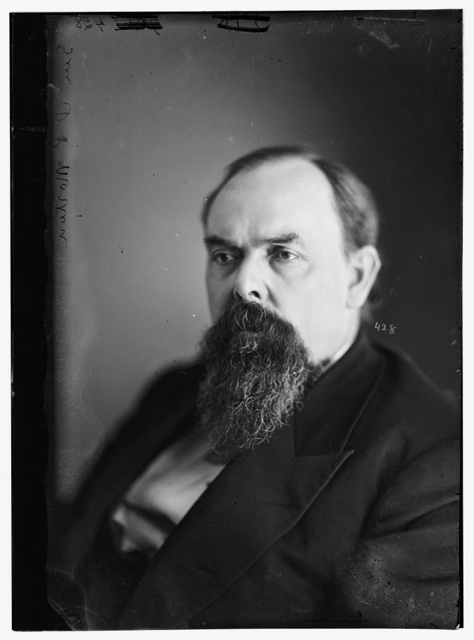 Hon. Oliver P. Morton of Indiana