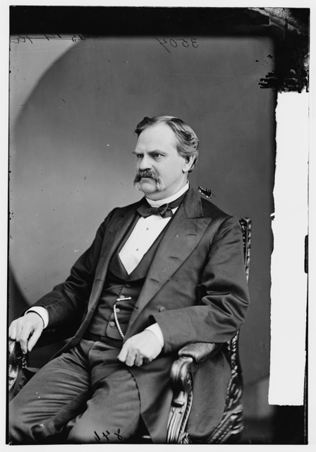 Hon. Wm. A. Richardson of Illinois, Secretary of Treasury, Grant Administration