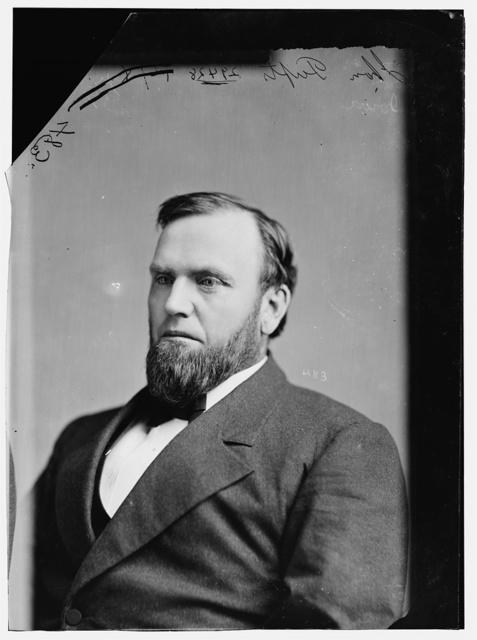 John Tufts of Iowa