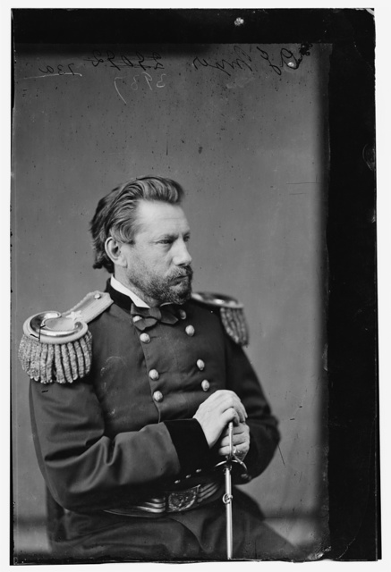 Meyer, General Albert J., Father of the Signal Corps.