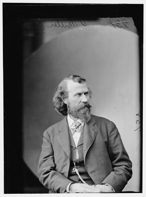 Miller, Joaquin of Oregon