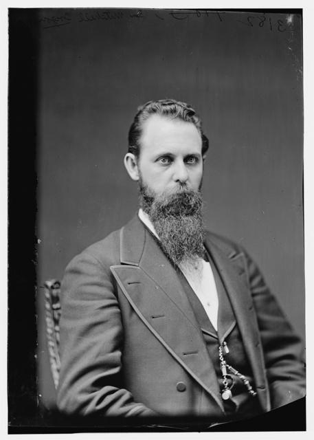 Mitchell, Hon. John Hipple of Oregon