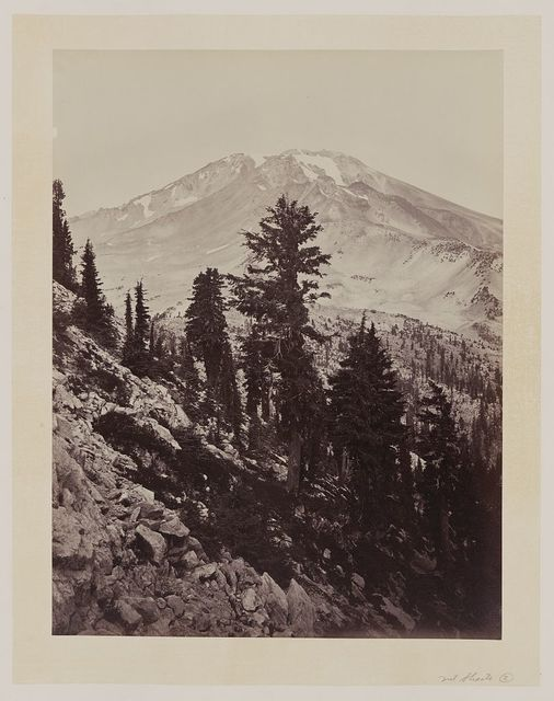 Mt. Shasta, Calif.