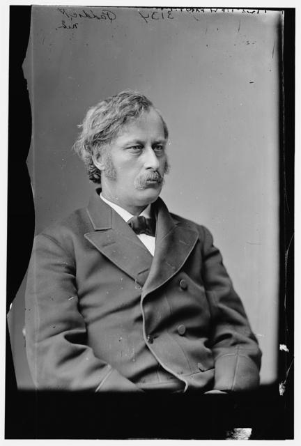 Paddock, Hon. Algernon Sidney of Neb.