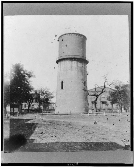[Reservoir tank, Savannah, Georgia]