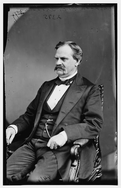 Richardson, Hon. Wm. A. Secty of Treasury - Grant Admn.